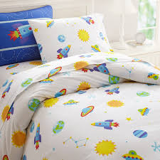 outer space theme duvet cover