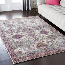 pink and gray area rug forrestal pink gray area rug bungalow throw rugs and bungalow rose forrestal pink gray area rug
