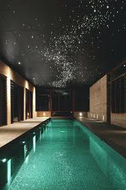 indoor swimming pool lighting. Indoor Swiming Pools Swimming Pool With Star Lights Above Nyc Lighting E