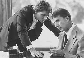 the academy awards through the years timelines los angeles times tom cruise left and dustin hoffman in a scene from rain man