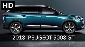 2018 peugeot 5008 review. fine 2018 new 2018 peugeot 5008 gt line super interior and exterior full hd 1080p  review intended peugeot review