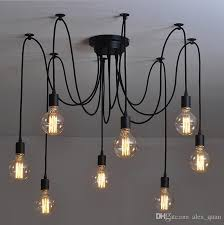 retro lighting. Vintage Pendant Lamps Rh Loft Retro Edison Bulbs Hanging Lights With Regard To Lighting Idea 3 N