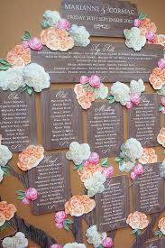 How To Make A Creative Chart Wedding Seating Chart Creative Wedding Ideas Wedding