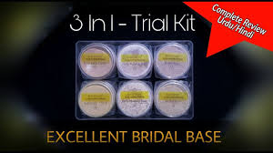 excellent long lasting bridal base low plete foundation kit easy application method in urdu
