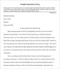 expository essay ideas expository writing essay topics com example of expository essay gse bookbinder co