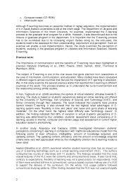 graduate students attitude towards e learning a study case at imam u learning 2