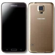 samsung galaxy s5 gold verizon. samsung galaxy s5 16gb - sm-g900v front / back copper gold verizon