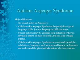 Autism Speech Patterns