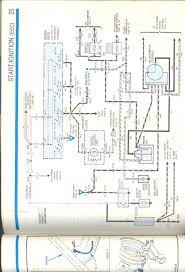 hard start hesitation sputtering page 2 ford bronco forum wiring diagrams partial bronco similar for f 150 in 86 89 91 95 eec start ignition efi fuel system emissions e4od aod c6 clutch interlock