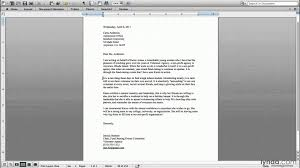 Productivity Tutorial Writing A Letter Of Recommendation Lynda