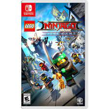 Customer Reviews: LEGO Ninjago Movie Video Game Nintendo Switch 1000648800  - Best Buy