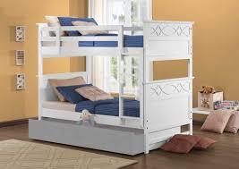 ikea bedroom ideas blue. Good Looking Kid Ikea USA Bedroom Decoration Using White Wood Trundle Bunk Bed Including Light Ideas Blue R
