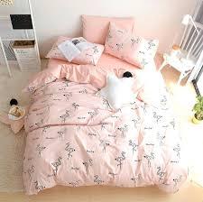 childrens duvet covers argos girl duvet covers full canada cartoon bird bed set cotton teenage child