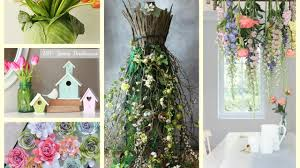 Spring Decorating Top 5 Spring Decor Trends Spring Decorating Ideas Youtube
