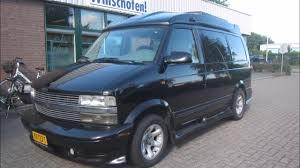 Chevrolet Astro Van 1997. - YouTube