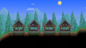 Terraria House Designs Terraria Small House Design See Description