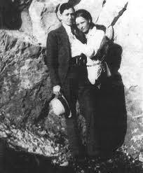 theoriginalvangoghsearanthology last flame last love bonnie parker and clyde barrow on the run