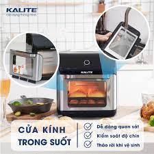 Nồi Chiên Không Dầu Kalite Q12 Made in Thailand Befoyo