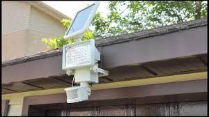 Solar Security Light Item 69643 60 Led Solar Motion Light