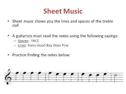 Treble Clef Music Sheet Welcome To Music 11 7 Mavmark 1 11 7 Start A New Sheet Of Paper