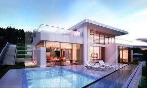 3D Exterior Rendering Creative Decoration Best Decorating Ideas