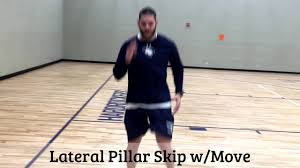 lateral pillar skip w move