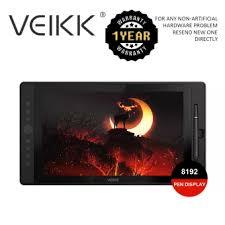 (VEIKK Official store) <b>VEIKK VK1560 15.6</b> inch Drawing Pen Display ...