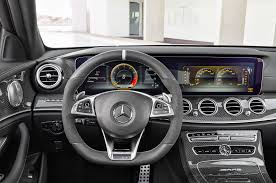 2018 mercedes benz e63 amg. interesting 2018 2018 mercedes amg e63 s wagon cabin 02 throughout mercedes benz e63 amg e