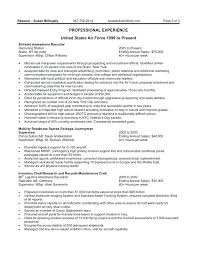 Usajobs Resume Format Amazing Best Resume Format For Usajobs Resume Template Best Resume Format