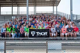 Thor Diesel Club Fall International Rally Has Begun