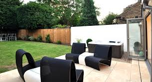 Small Picture Hot Tub Garden Design London Bamboo Landscaping
