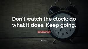 quote on time wallpaper hd