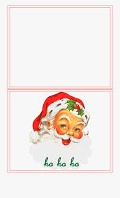 Click Here To Download Jolly Santa Claus Face Half Santa