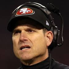 Jim Harbaugh Coach Biography