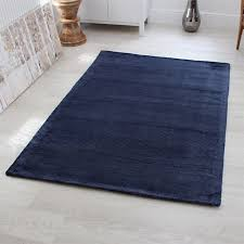 reko rug navy blue colour for floors land of rugs intended and white designs 5