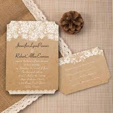 Burlap And Lace Wedding Invitations 30 Rustic Burlap And Lace Wedding Ideas Elegantweddinginvites Com