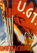 Resultado de imagen de Simbolo histórico de UGT