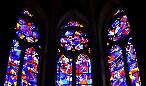 the material secrets of reims cathedral imi knoebel s modern stained glass art and more