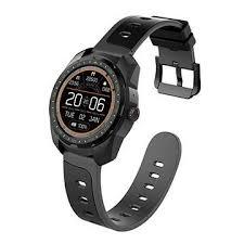 <b>Умные часы KingWear</b> KW01 Black