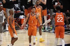 Suns' return to NBA Finals ...