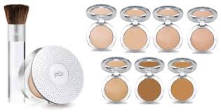 pür minerals pressed make up 4 in 1 32 has reved their por mineral powder foundation with beautiful new packaging as well as revolutionized it s