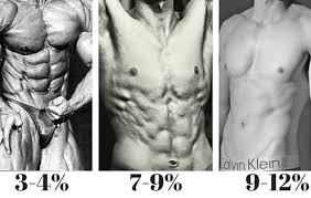 Men S Body Fat Chart Everything You Need To Know About Body Fat Body Transformation For