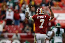 January 30, 2019 january 30, 2019 sports collectibles. Dwayne Haskins Begs For Help From Redskins Offensive Line
