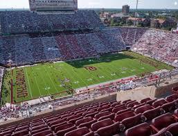 Gaylord Family Oklahoma Memorial Stadium Section 234 Seat