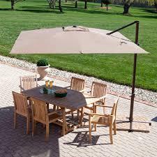25 fresh patio umbrella big lots design of c coast 8 x 11 ft aluminum spun