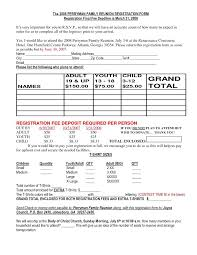 Sample Itinerary Forms Family Reunion Ideas Free Planner Sample Itinerary Template For The