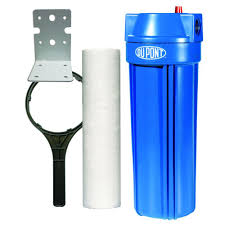 Whole House Filtration Systems Dupont Standard Whole House Water Filtration System Wfpf13003b
