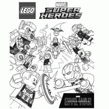 Lego Marvel Super Heroes Kleurplaten Kerst 2018