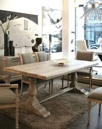 posting trestle tables desperately want the one from restoration hardware