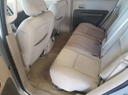 2007 ford edge well maintained new tires air conditioning